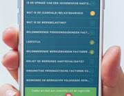 App ischemische hartziekte