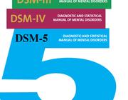 DSM-5 en wat u ervan weten moet